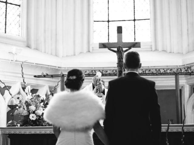 Le mariage de Guillaume et Virginie à Vironchaux, Somme 75