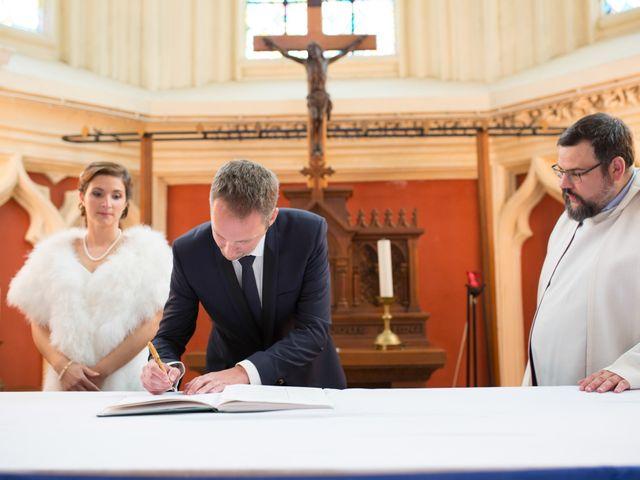 Le mariage de Guillaume et Virginie à Vironchaux, Somme 78