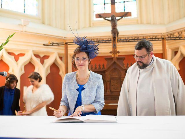 Le mariage de Guillaume et Virginie à Vironchaux, Somme 81