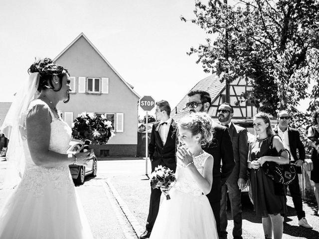 Le mariage de José et Sandra à Sundhoffen, Haut Rhin 9