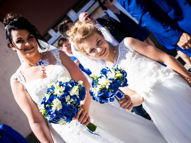 Le mariage de José et Sandra à Sundhoffen, Haut Rhin 13