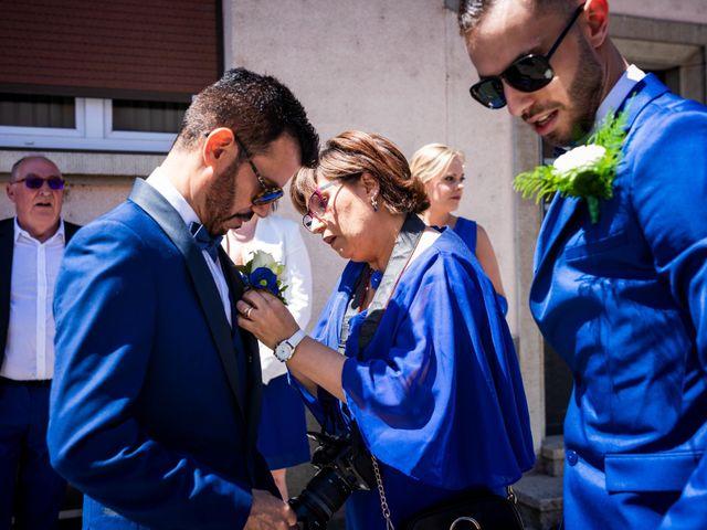 Le mariage de José et Sandra à Sundhoffen, Haut Rhin 16