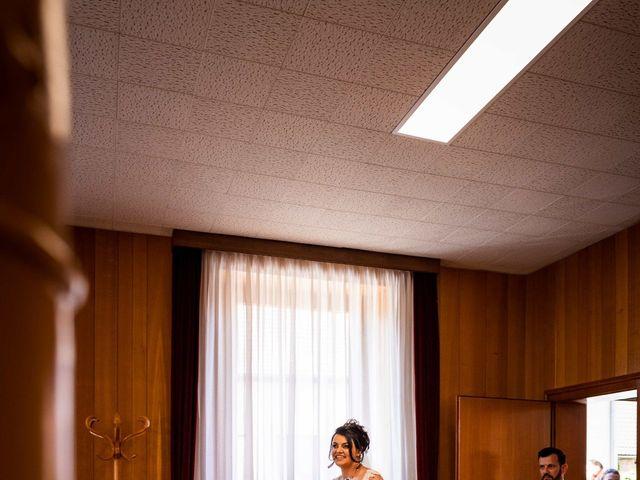 Le mariage de José et Sandra à Sundhoffen, Haut Rhin 17