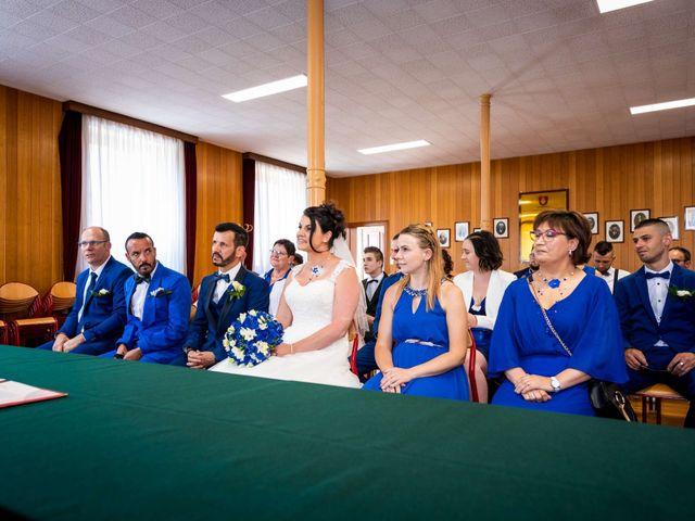 Le mariage de José et Sandra à Sundhoffen, Haut Rhin 19