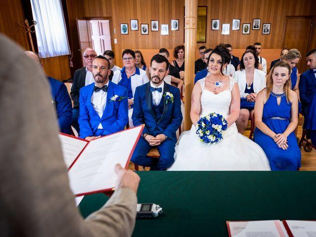 Le mariage de José et Sandra à Sundhoffen, Haut Rhin 20