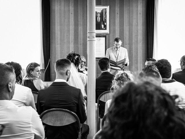 Le mariage de José et Sandra à Sundhoffen, Haut Rhin 21