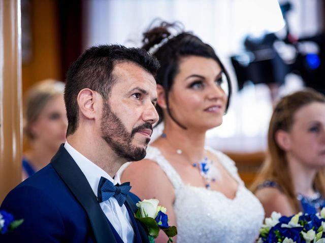 Le mariage de José et Sandra à Sundhoffen, Haut Rhin 23