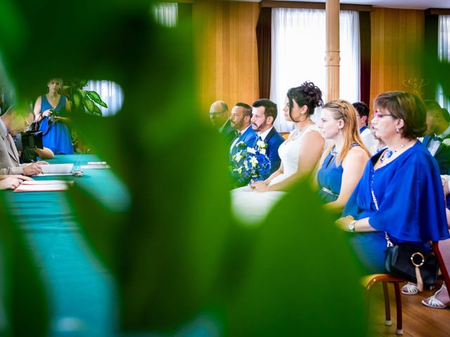 Le mariage de José et Sandra à Sundhoffen, Haut Rhin 24