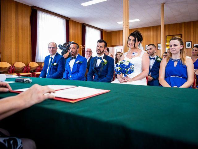 Le mariage de José et Sandra à Sundhoffen, Haut Rhin 25