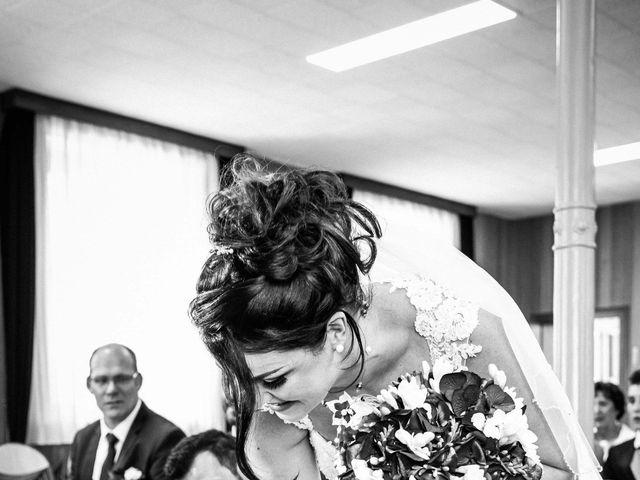 Le mariage de José et Sandra à Sundhoffen, Haut Rhin 26