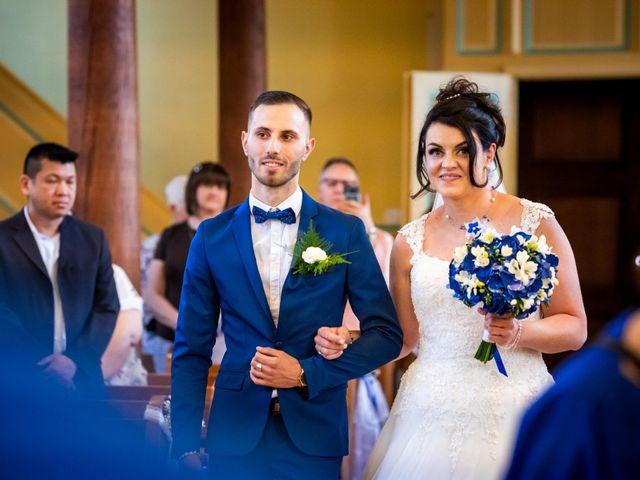 Le mariage de José et Sandra à Sundhoffen, Haut Rhin 34