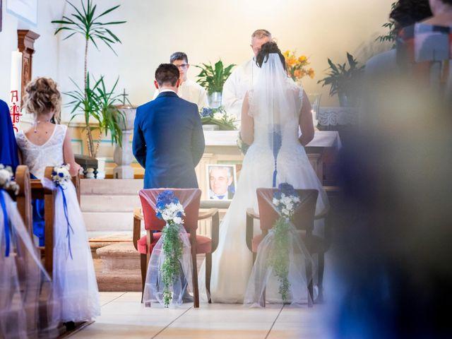 Le mariage de José et Sandra à Sundhoffen, Haut Rhin 36