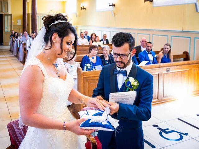 Le mariage de José et Sandra à Sundhoffen, Haut Rhin 41