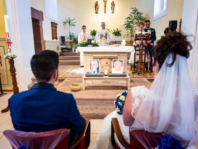 Le mariage de José et Sandra à Sundhoffen, Haut Rhin 42