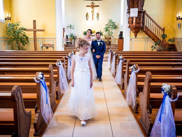 Le mariage de José et Sandra à Sundhoffen, Haut Rhin 44
