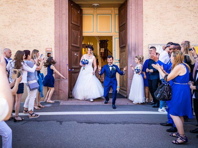 Le mariage de José et Sandra à Sundhoffen, Haut Rhin 45