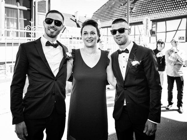Le mariage de José et Sandra à Sundhoffen, Haut Rhin 47