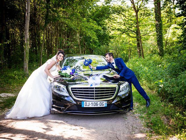 Le mariage de José et Sandra à Sundhoffen, Haut Rhin 55