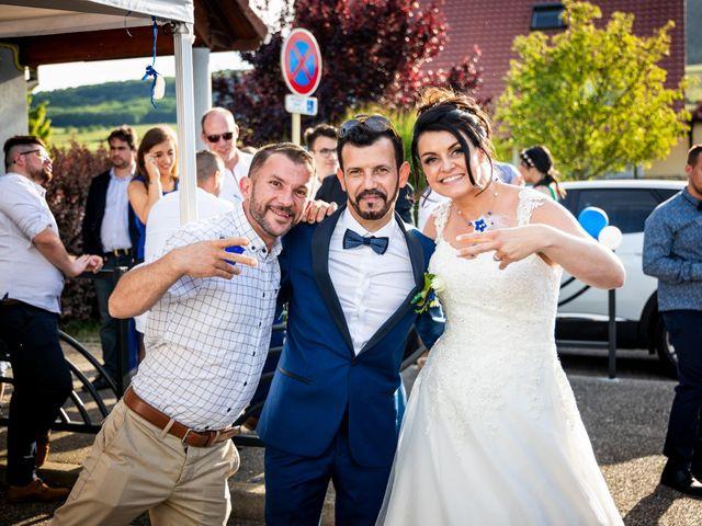 Le mariage de José et Sandra à Sundhoffen, Haut Rhin 63