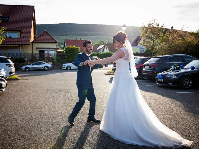 Le mariage de José et Sandra à Sundhoffen, Haut Rhin 69