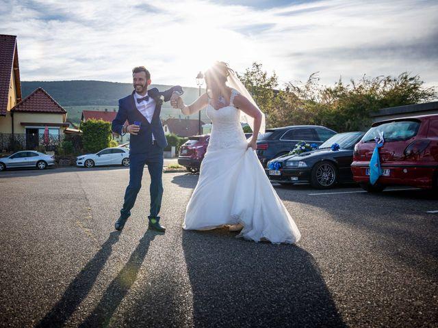 Le mariage de José et Sandra à Sundhoffen, Haut Rhin 70