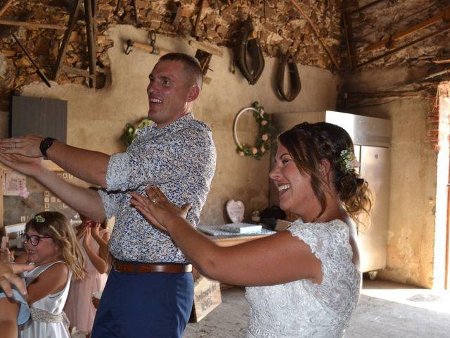 Le mariage de  Arnaud  et Marine  à Maulévrier, Maine et Loire 7
