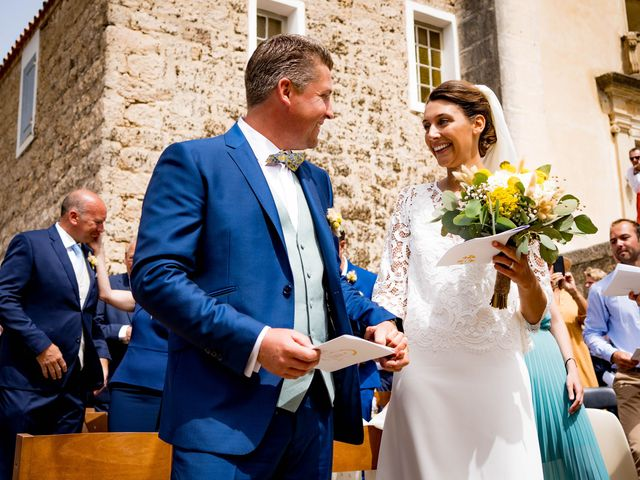 Le mariage de Pierre et Charlotte à Porto-Vecchio, Corse 15