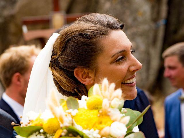 Le mariage de Pierre et Charlotte à Porto-Vecchio, Corse 17