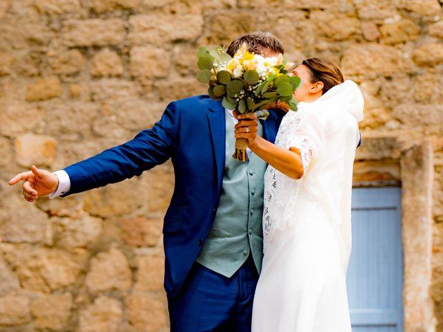 Le mariage de Pierre et Charlotte à Porto-Vecchio, Corse 18