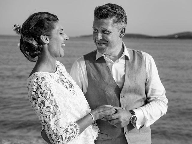 Le mariage de Pierre et Charlotte à Porto-Vecchio, Corse 28