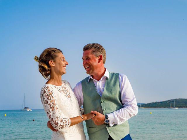 Le mariage de Pierre et Charlotte à Porto-Vecchio, Corse 32