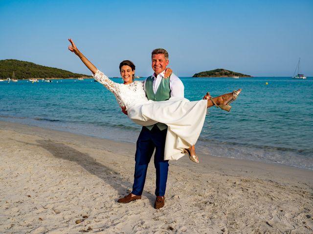Le mariage de Pierre et Charlotte à Porto-Vecchio, Corse 33