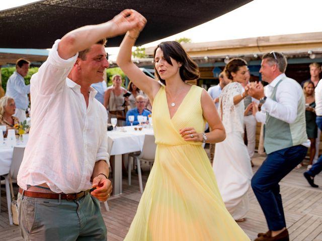Le mariage de Pierre et Charlotte à Porto-Vecchio, Corse 35