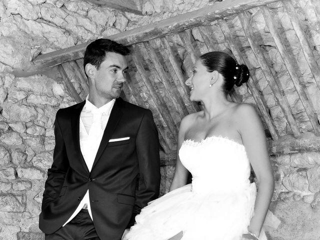 Le mariage de Lucien et Amélie à Lusignan, Vienne 3