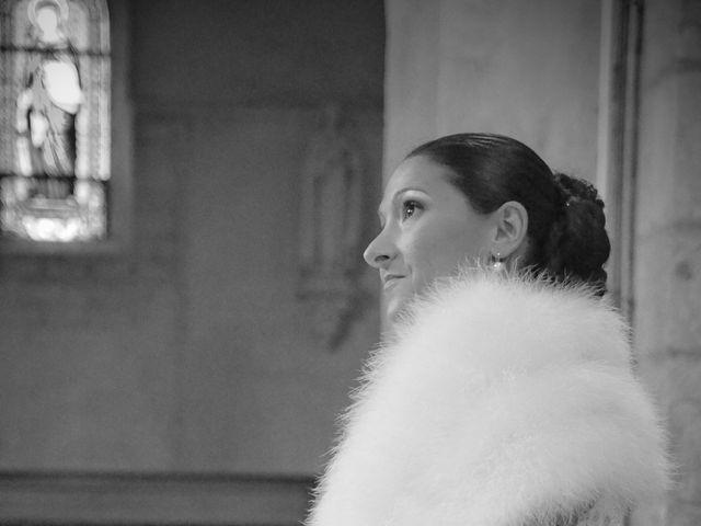 Le mariage de Lucien et Amélie à Lusignan, Vienne 7