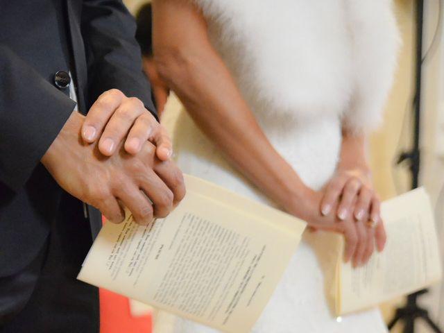 Le mariage de Lucien et Amélie à Lusignan, Vienne 9