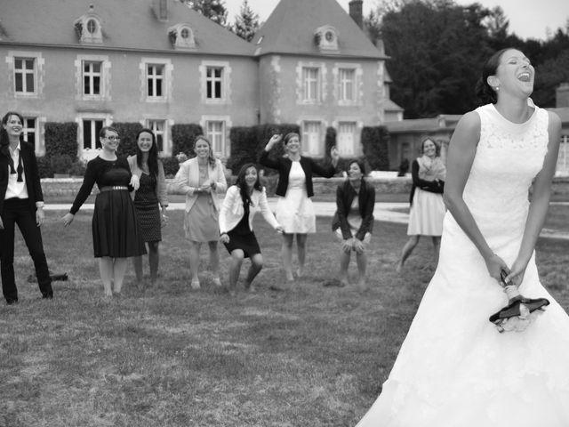 Le mariage de Lucien et Amélie à Lusignan, Vienne 19