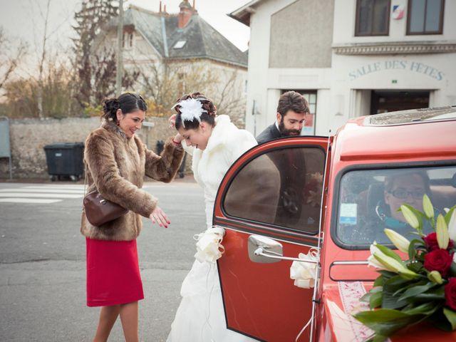Le mariage de Aurélien et Priscilla à Artannes-sur-Indre, Indre-et-Loire 11