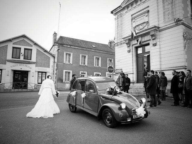Le mariage de Aurélien et Priscilla à Artannes-sur-Indre, Indre-et-Loire 12