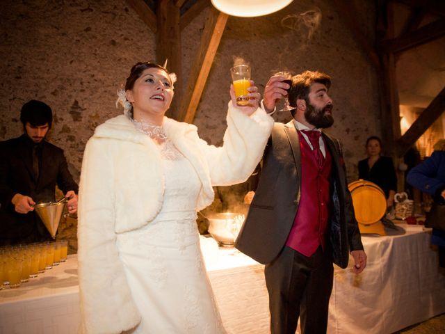 Le mariage de Aurélien et Priscilla à Artannes-sur-Indre, Indre-et-Loire 23