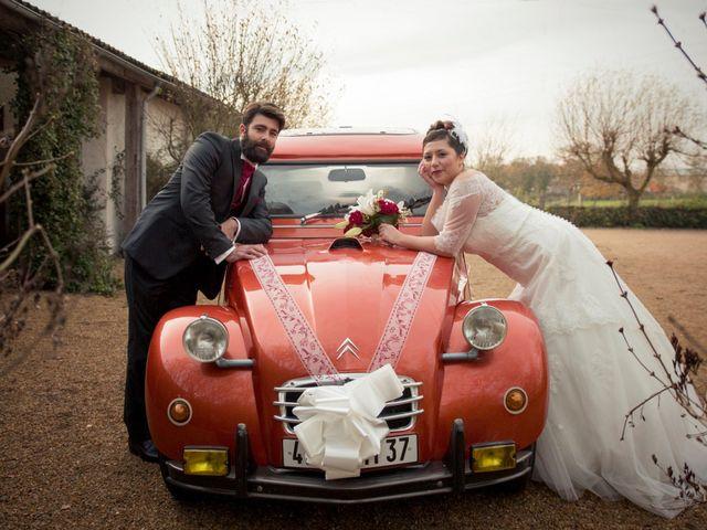 Le mariage de Aurélien et Priscilla à Artannes-sur-Indre, Indre-et-Loire 34
