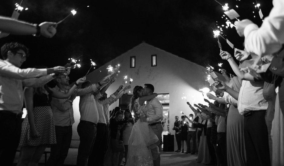 Le mariage de Édouard  et Rosine  à Commequiers, Vendée