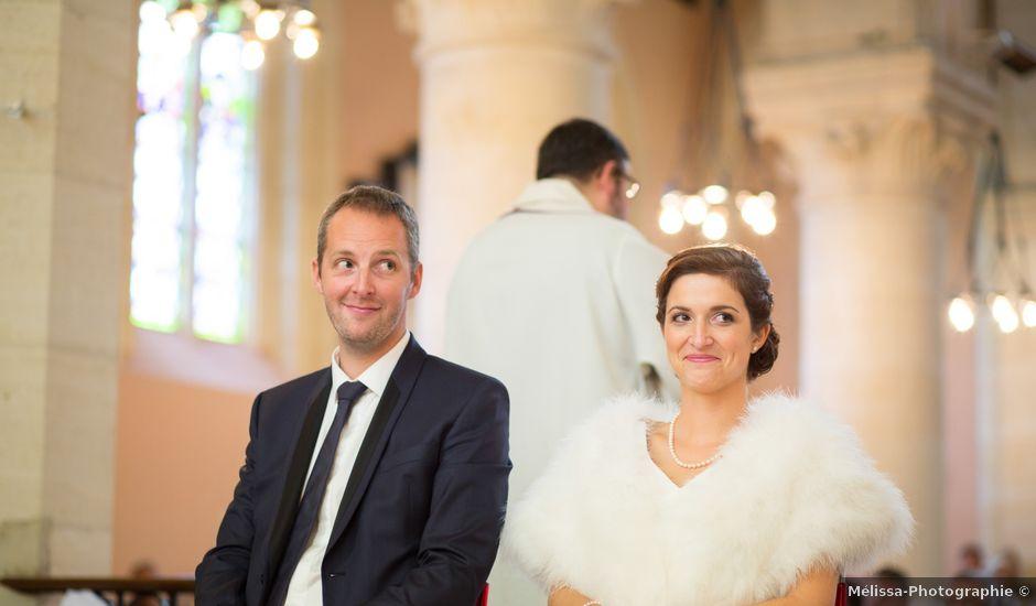 Le mariage de Guillaume et Virginie à Vironchaux, Somme