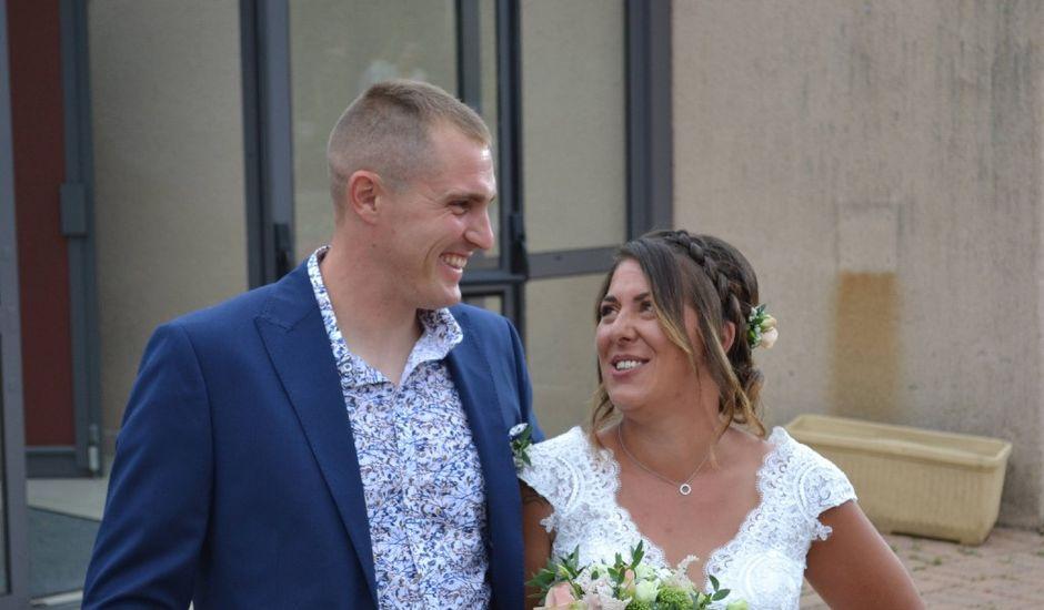 Le mariage de  Arnaud  et Marine  à Maulévrier, Maine et Loire