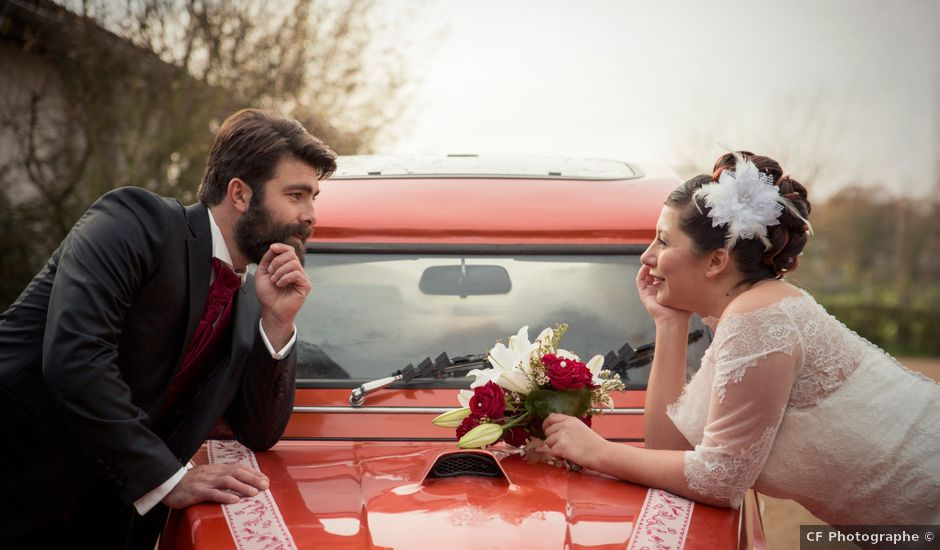 Le mariage de Aurélien et Priscilla à Artannes-sur-Indre, Indre-et-Loire