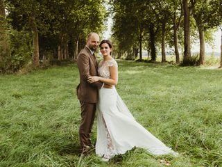 Le mariage de Mélanie et Jean-Charles