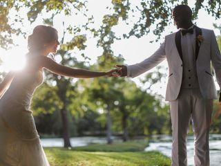 Le mariage de Laurent et Abigaelle
