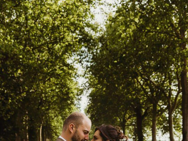 Le mariage de Jean-Charles et Mélanie à Rosny-sur-Seine, Yvelines 8