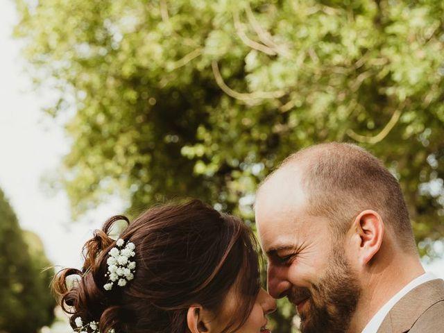 Le mariage de Jean-Charles et Mélanie à Rosny-sur-Seine, Yvelines 9
