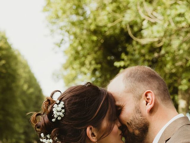 Le mariage de Jean-Charles et Mélanie à Rosny-sur-Seine, Yvelines 10